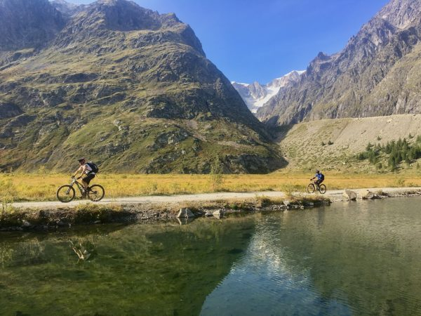Tour du Mont Blanc classique 5 jours