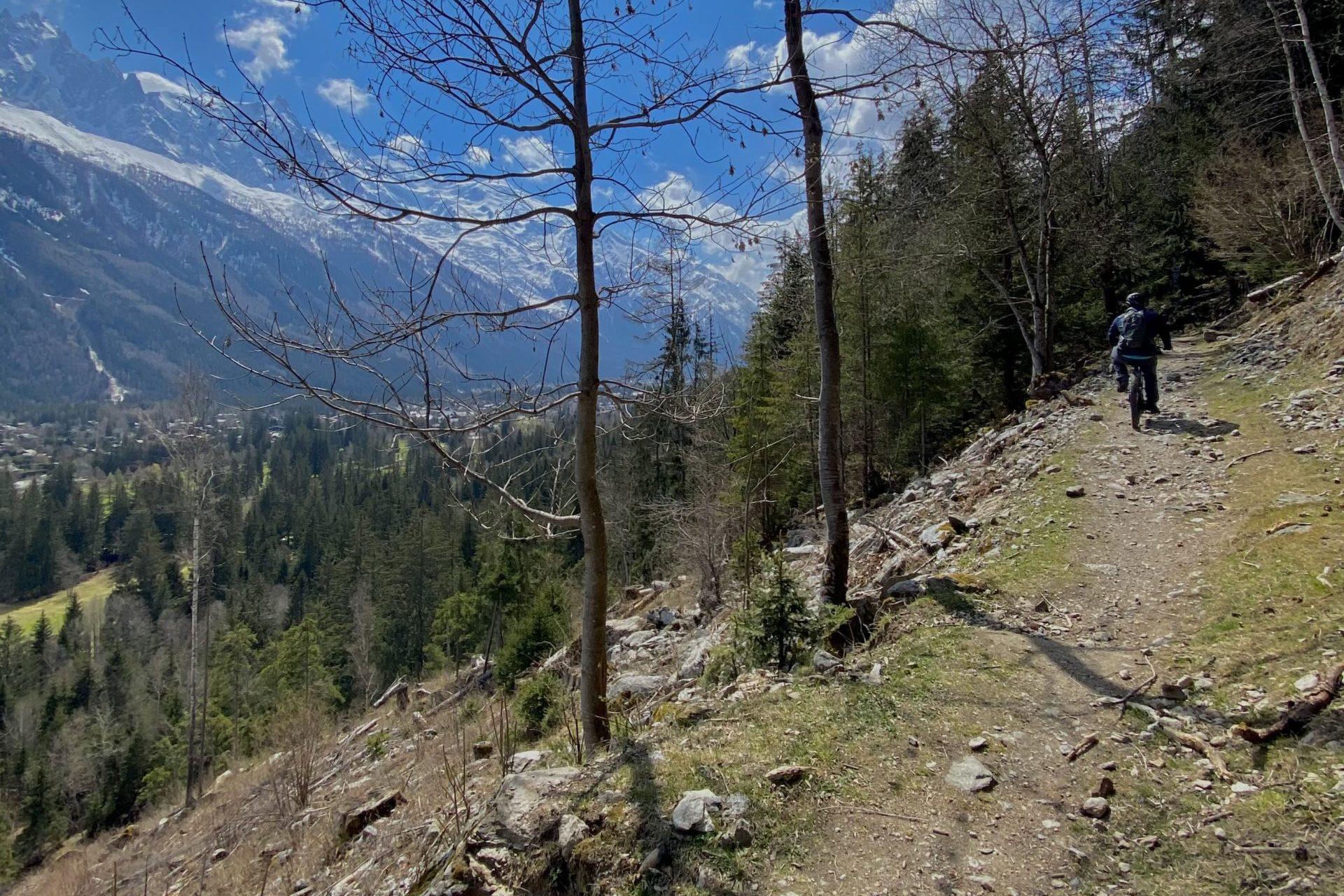 Alpine E-bike preparation course