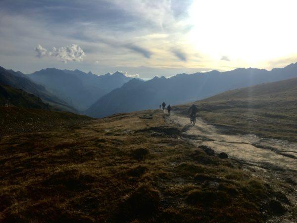 Tour of Mont Blanc E-bike 4 days