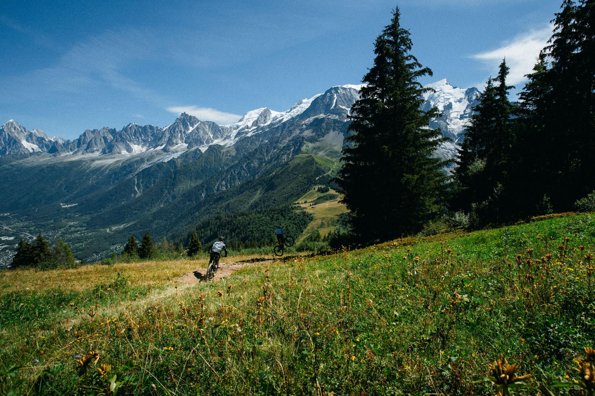 Tour du Mont Blanc Fast