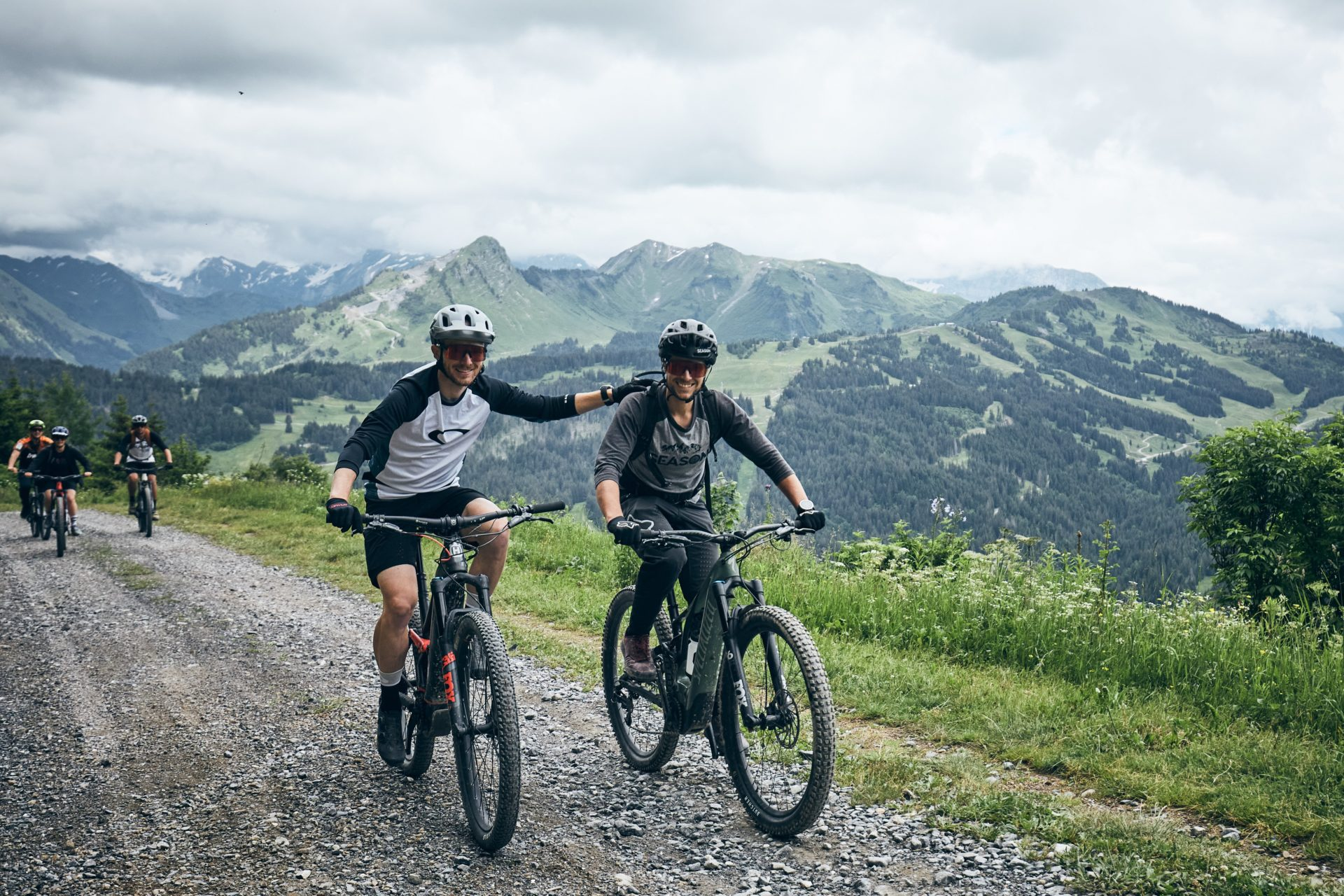 From Geneva lake to Mont Blanc 6 days